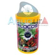 RAÇÃO MARAMAR FLOCOS TROPICAL FISH - Pote 50 gr