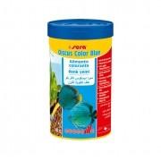 RAÇÃO SERA DISCUS COLOR BLUE - Pote 116 gr