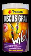 RAÇÃO TROPICAL DISCUS GRAN WILD - Pote 340 gr