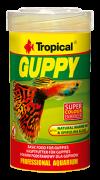 RAÇÃO TROPICAL GUPPY - Pote 50 gr