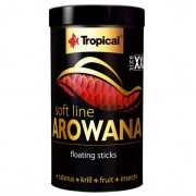 RAÇÃO TROPICAL SOFT LINE AROWANA (SIZE XXL) - Pote 80 gr