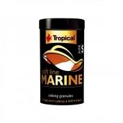 RAÇÃO TROPICAL SOFT LINE MARINE (SIZE S) - Pote 60 gr