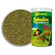 RAÇÃO TROPICAL SPIRULINA GRANULAT - Pote 38 gr
