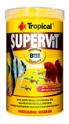 RAÇÃO TROPICAL SUPERVIT FLAKES - Pote 200 gr