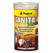 TROPICAL AQUA CARE - SANITAL ALOE VERA + KETAPANG - Pote 120 gr