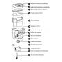 FILTRO EXTERNO HANG ON SEACHEM TIDAL 55 - 110 VOLTS