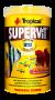 RAÇÃO TROPICAL SUPERVIT FLAKES - Pote 100 gr
