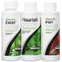 SEACHEM PLANT PACK FUNDAMENTALS (Flourish + Flourish Iron + Flourish Excel)