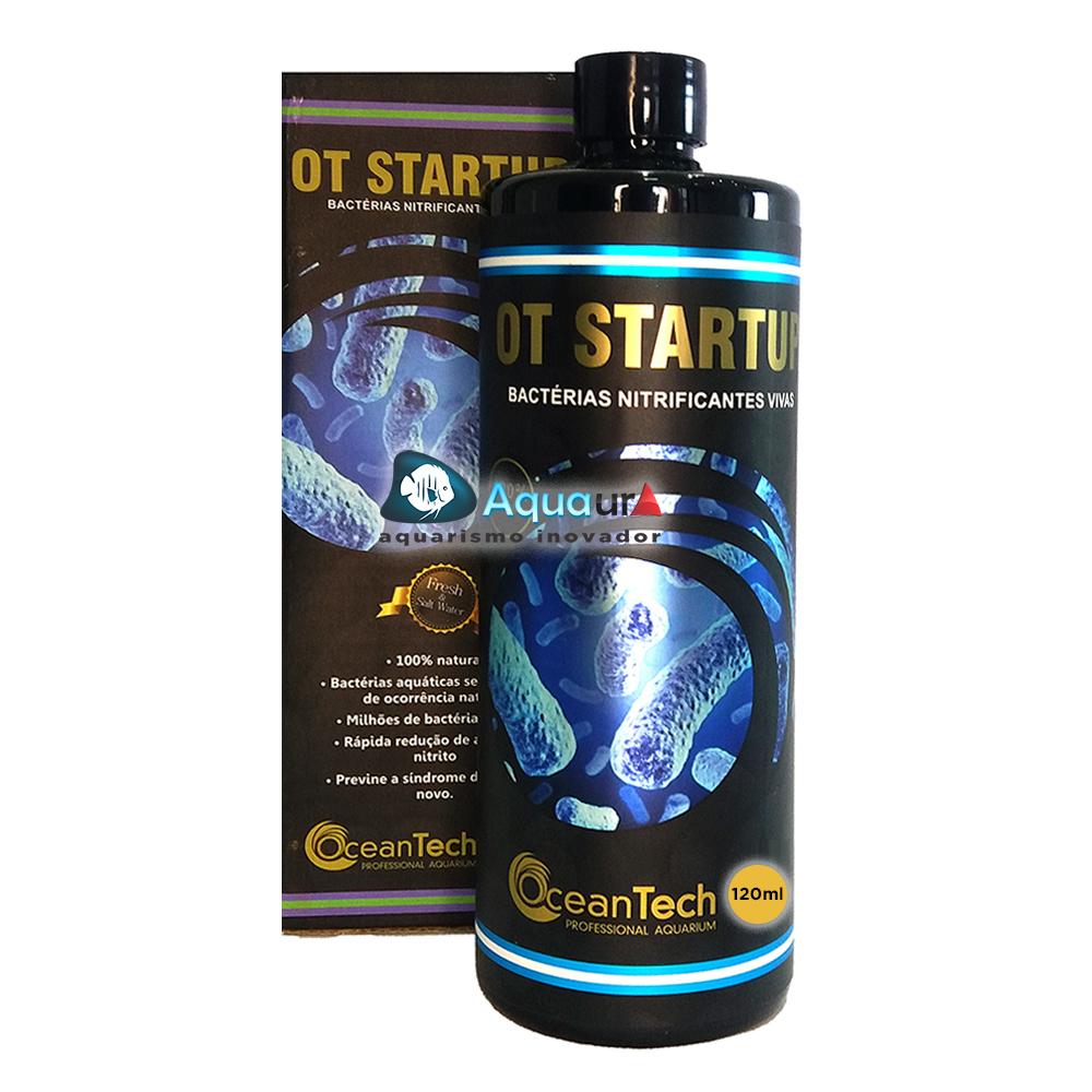 ACELERADOR DE BIOLOGIA OCEAN TECH START-UP - 120 ml