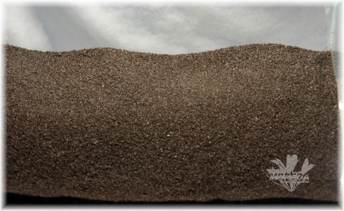AREIA MARROM NATURE SAND MBREDA - 20 Kg