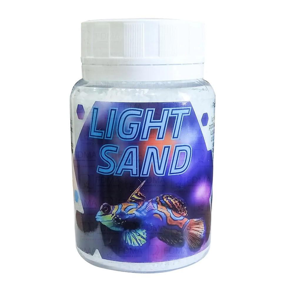AREIA MBREDA LIGHT SAND - 150gr (Acende no Escuro)
