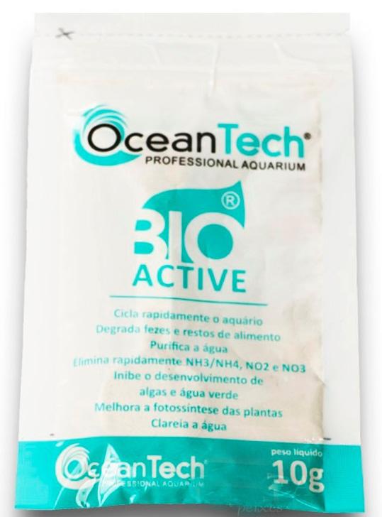 ATIVADOR BIOLÓGICO BIO ACTIVE OCEAN TECH - 10 gr