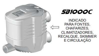 BOMBA SARLOBETTER SB 1000C - 220 Volts