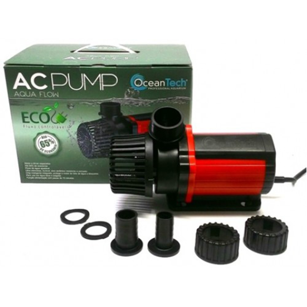 BOMBA SUBMERSA AC-6000 - OCEAN TECH - 110 Volts - 6000 l/h