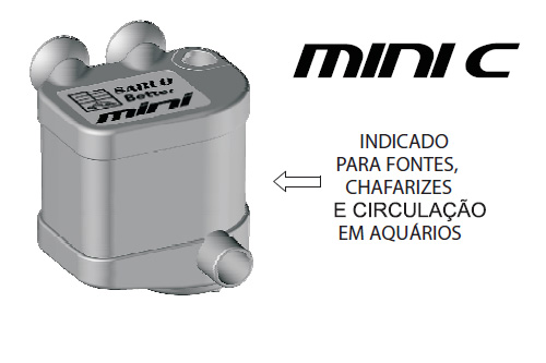BOMBA SARLOBETTER MINI C - 110 Volts