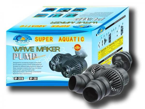 BOMBA WAVE MAKER SUPER VP-201B (6000 L/H) - 110 Volts