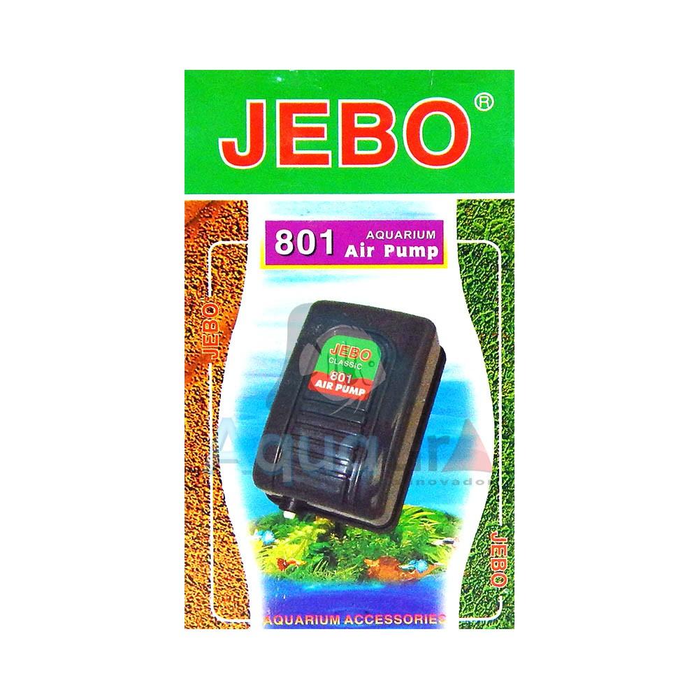COMPRESSOR DE AR JEBO 801 - 110 Volts