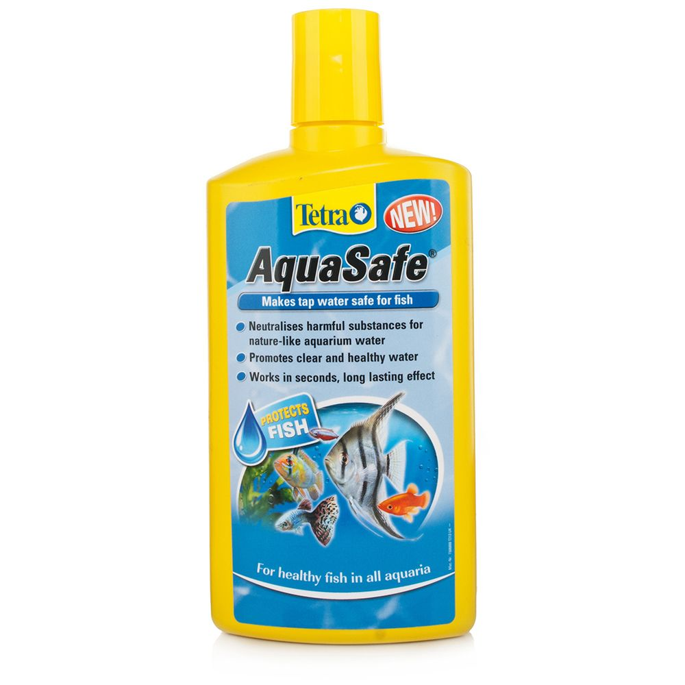 CONDICIONADOR TETRA AQUASAFE - 100 ml