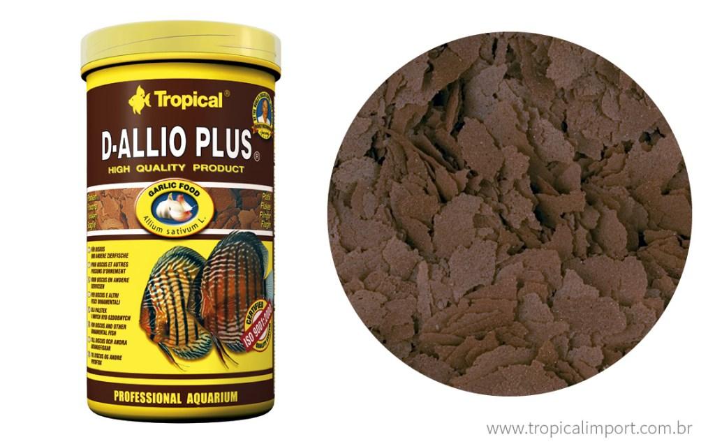 D-ALLIO PLUS FLAKES - Pote 20 gr