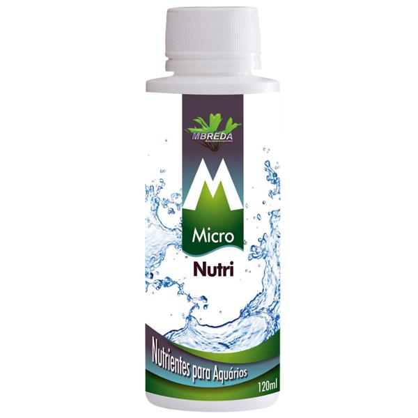 FERTILIZANTE LÍQUIDO MICRONUTRI MBREDA - 120 ml
