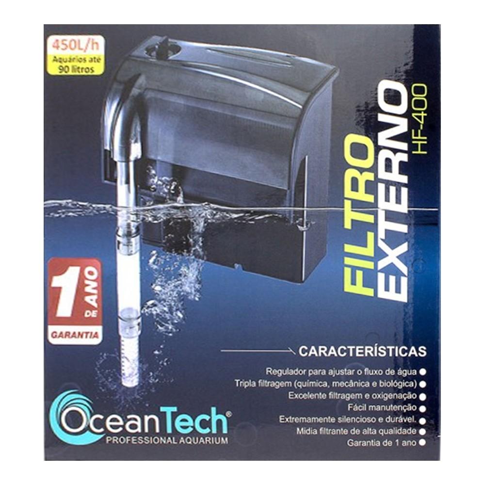 FILTRO EXTERNO HANG ON OCEAN TECH HF-400 - 110 VOLTS
