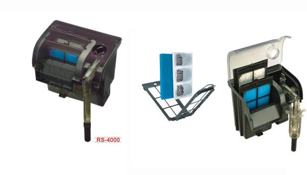 FILTRO EXTERNO RS-4000 - RS AQUA - 110 Volts