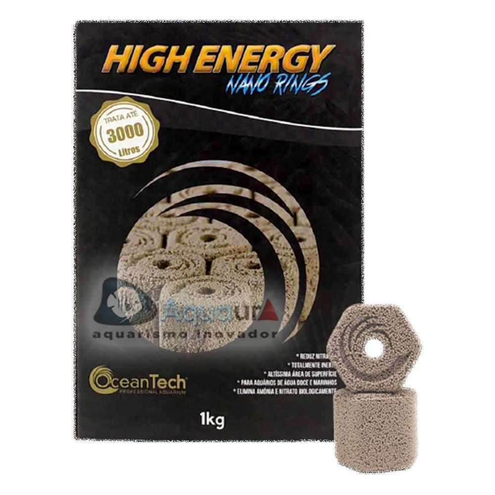 HIGH ENERGY NANO RINGS OCEAN TECH - 1kg
