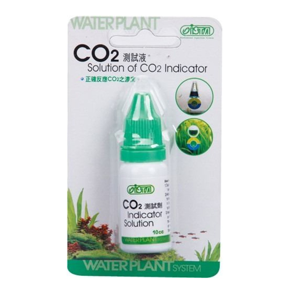 ISTA SOLUÇÃO DE INDICADOR DE CO2 - 10 ml (CÓDIGO I-810)