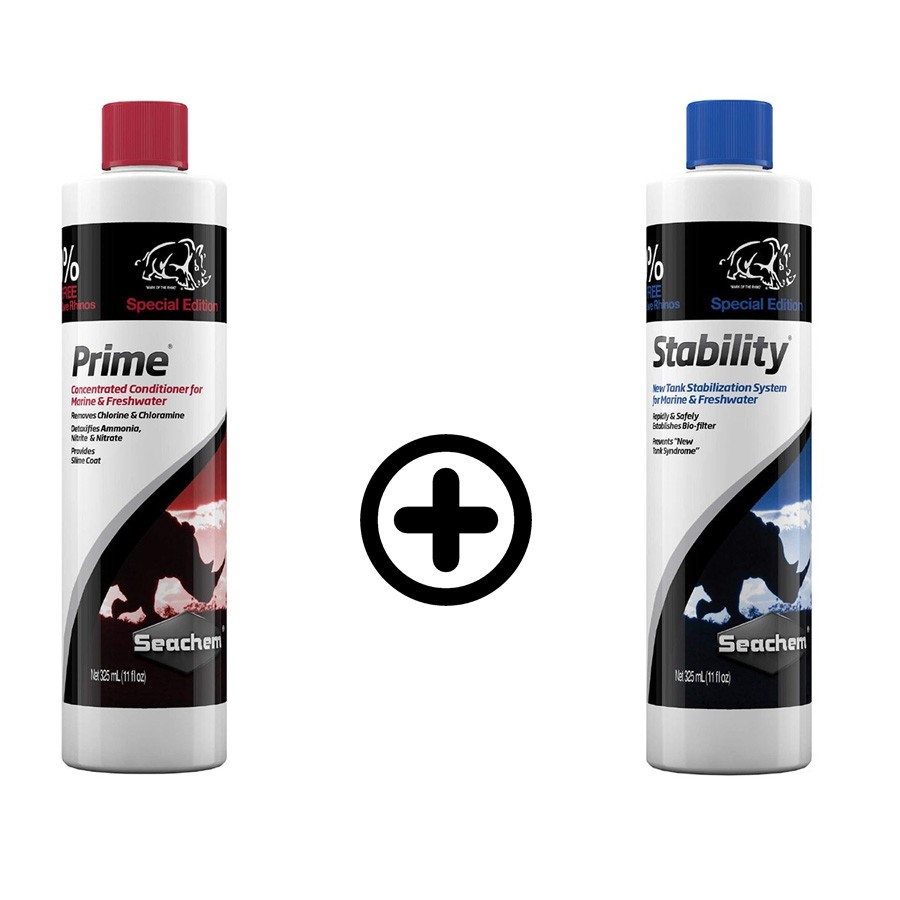 KIT SEACHEM PRIME 325 ml + STABILITY 325 ml