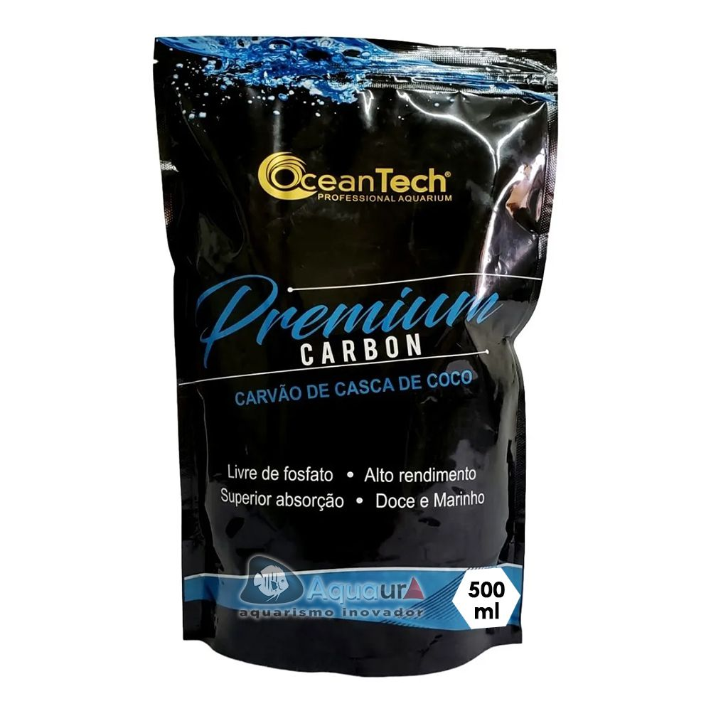 PREMIUM CARBON 500 ml - OCEAN TECH
