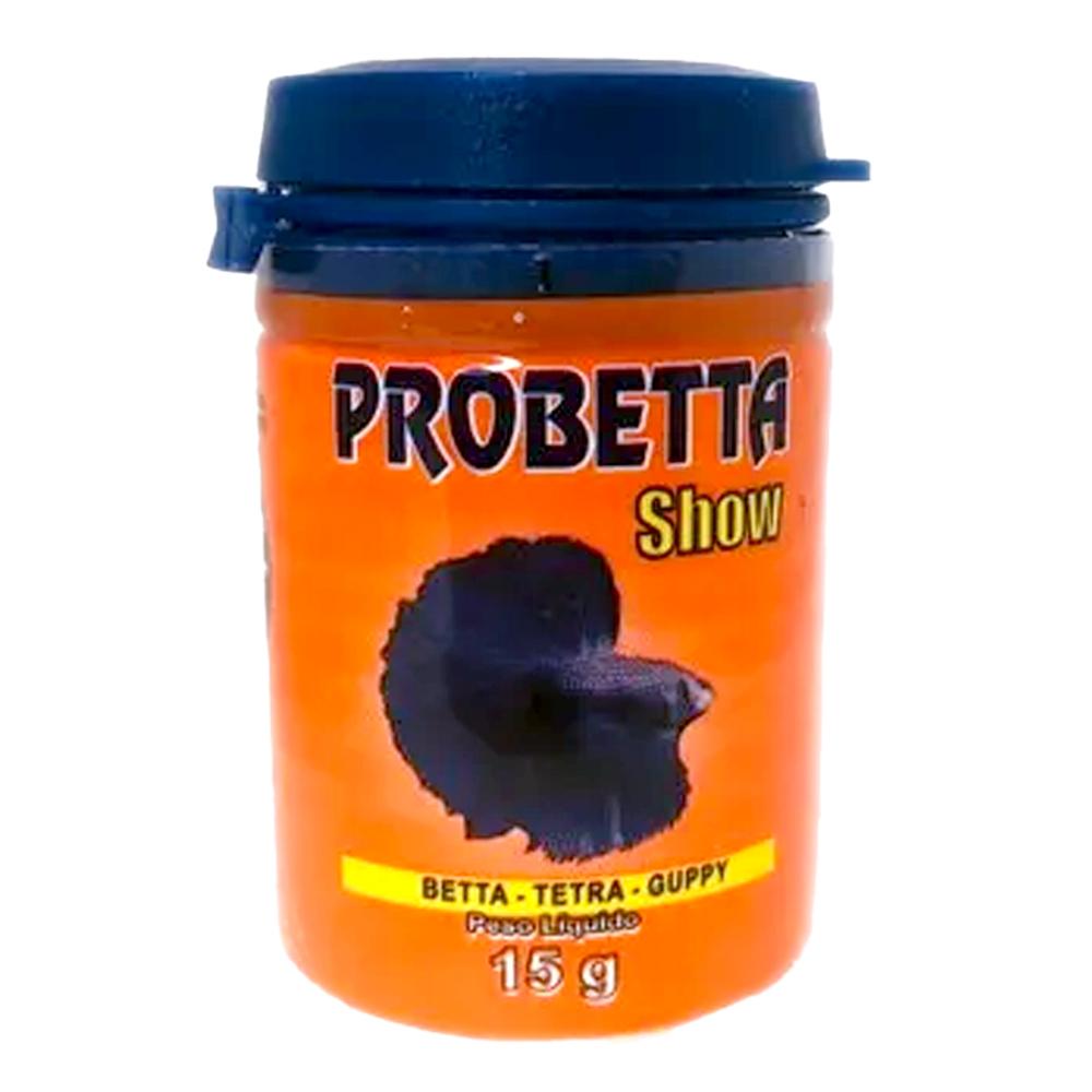 RAÇÃO MARAMAR PROBETTA SHOW - Pote 15 gr