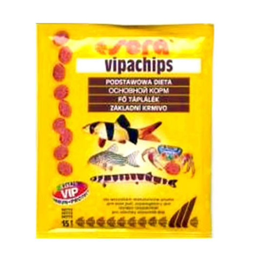 RAÇÃO SERA VIPACHIPS - Sachê 15 gr