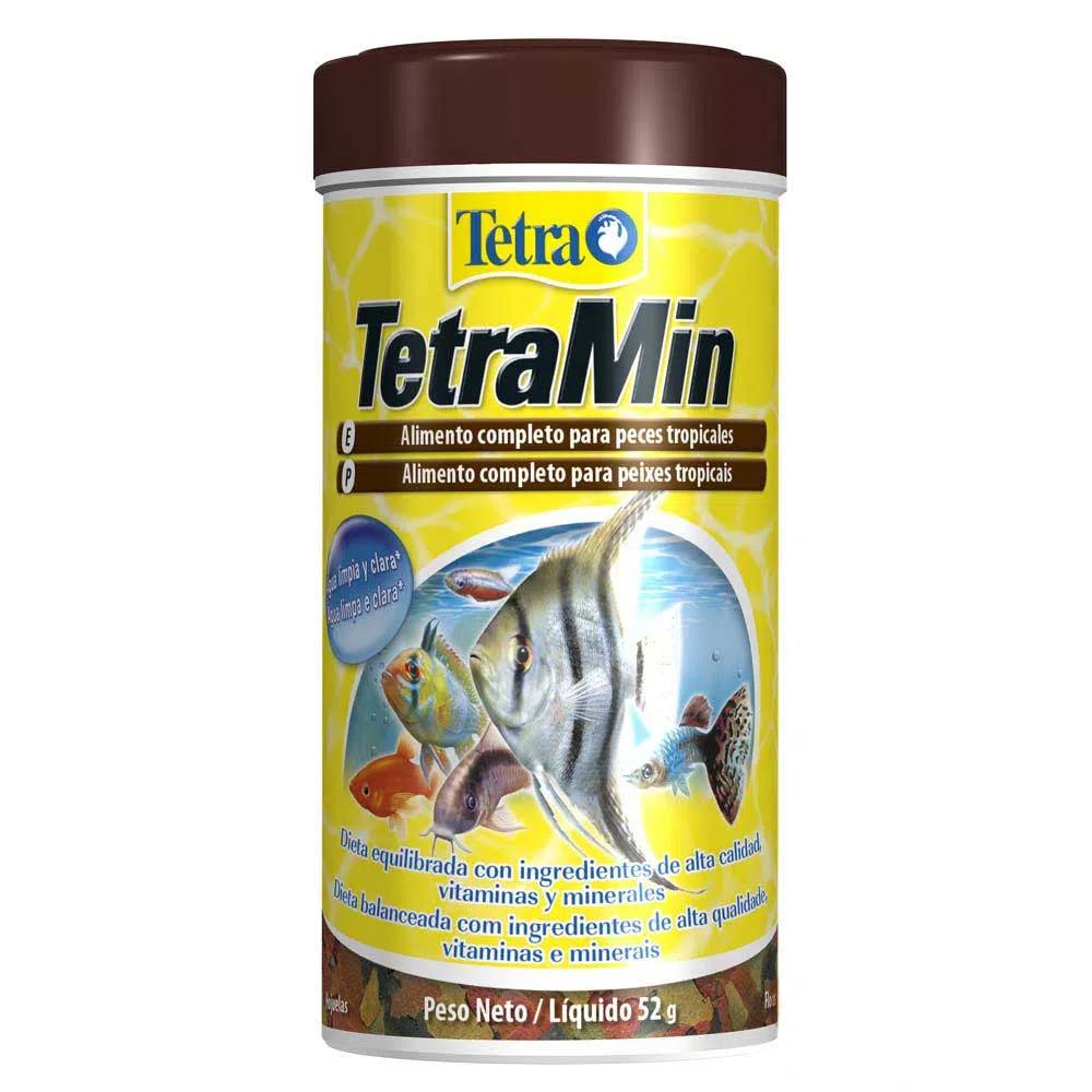 RAÇÃO TETRAMIN FLAKES - Pote 52 gr