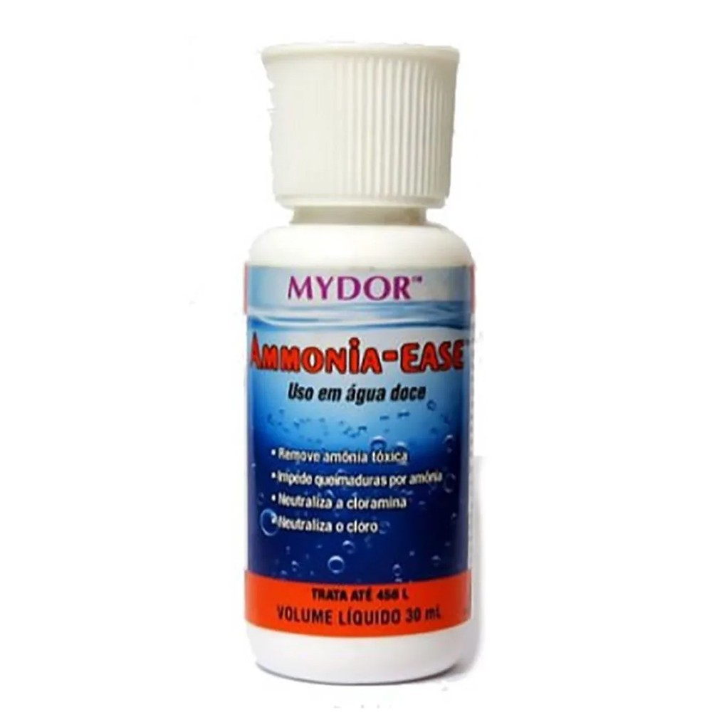 REMOVEDOR DE AMÔNIA MYDOR AMMONIA EASE - 30 ml