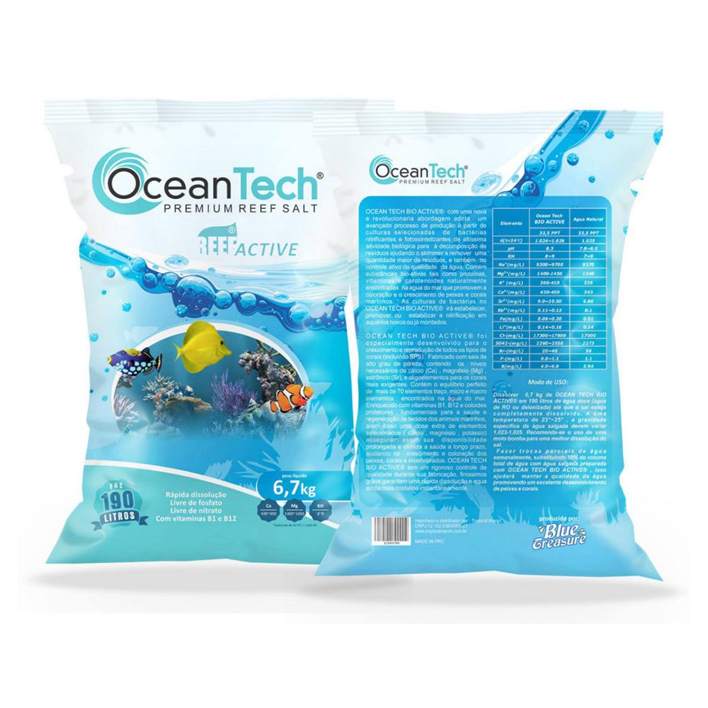 SAL MARINHO OCEAN TECH REEF ACTIVE - 6,7 Kg