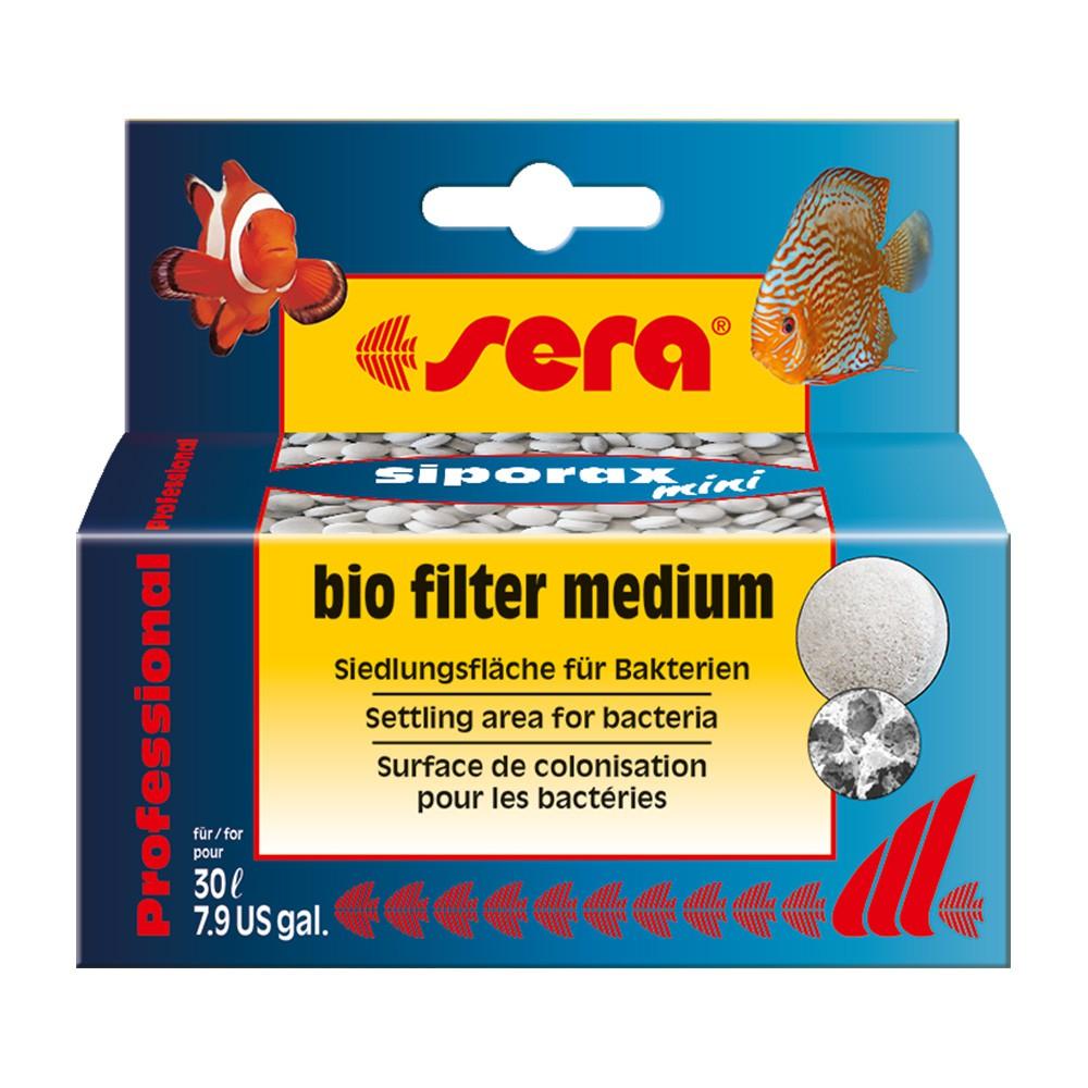 MÍDIA BIOLÓGICA SERA SIPORAX MINI - 35 gr