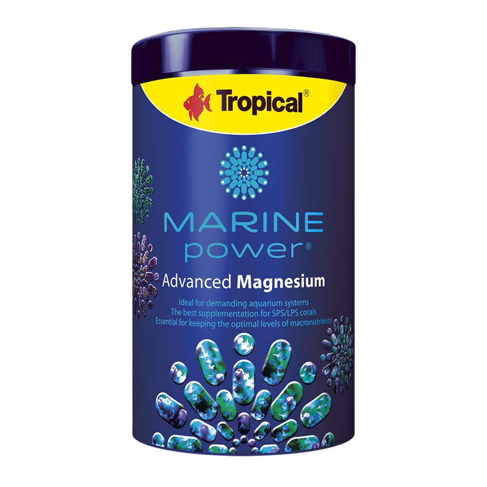SUPLEMENTO PARA CORAIS TROPICAL MARINE POWER ADVANCED MAGNESIUM - 375 gr