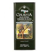Azeite de Oliva Extra Virgem 100% Italiano Colavita Lata 5 Litros