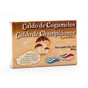 Caldo de Cogumelos c/8 Tabletes Emporio Del Mar 80gr