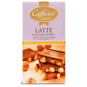 Chocolate Caffarel Avelãs Inteiras 150gr