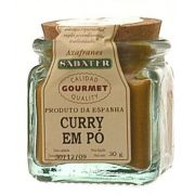 Curry em Po Sabater 35gr