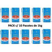 Farinha 00 Clássica Le 5 Stagioni - Pack c/ 10 pacotes de 1kg