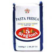 Farinha 00 Pasta Fresca Le 5 Stagioni 1kg