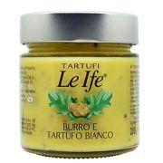 Manteiga com Tartufo Branco Le Ife 200gr