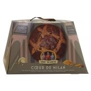 Panetone Milanese Coeur de Milan Tre Marie 1120gr