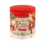 Panettone Italiano Tradicional  Lata 1kg - VIRGINIA