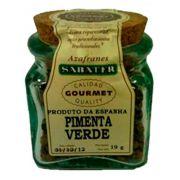 Pimenta Verde Graos Sabater 25gr