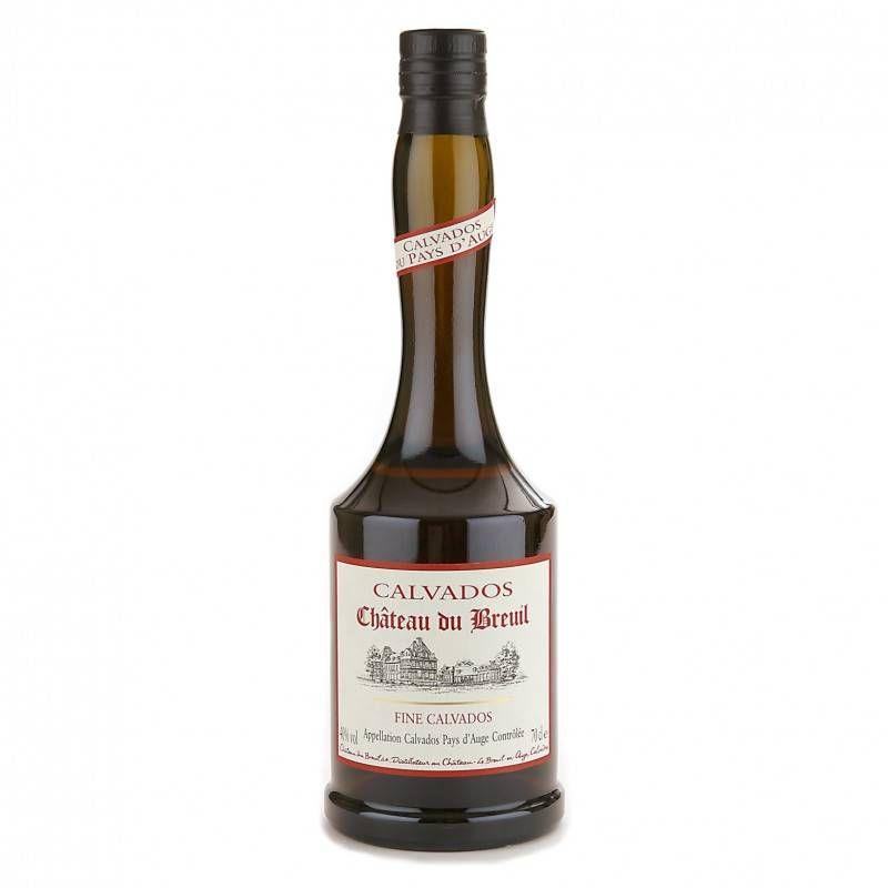 Aguardente de Frutas Fine Calvados AOC 700ml