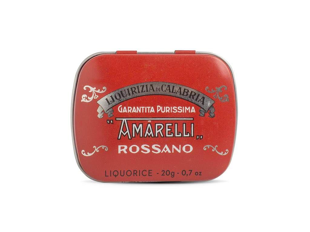 Alcaçuz Puro Rossano Amarelli 40gr