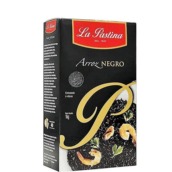 Arroz Negro La Pastina 500gr